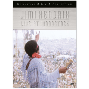 Jimi Hendrix - Live at Woodstock (2 Disc) DVD (2010)