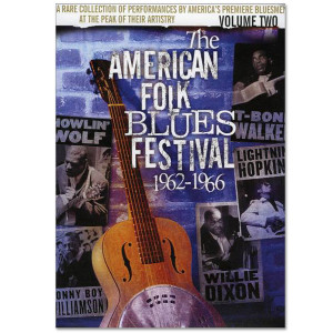 American Folk Blues Festival 1962-1966 Vol. 2 DVD