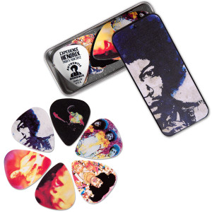 Jimi Hendrix Collector Series Picks - 2012 Experience Hendrix Tour