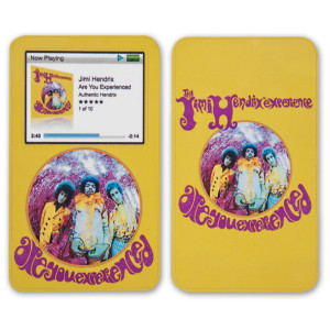 Jimi Hendrix Are You Experienced iPod Classic (80/120/160GB) Skin