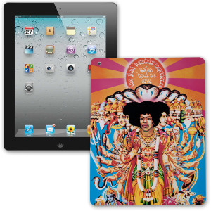 Jimi Hendrix Axis Bold As Love iPad 2 (Wi-Fi/Wi-Fi + 3G) Skin