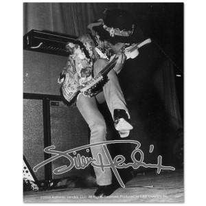 Jimi Hendrix Toronto Sticker