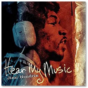 Jimi Hendrix: Hear My Music DAGGER RECORDS CD