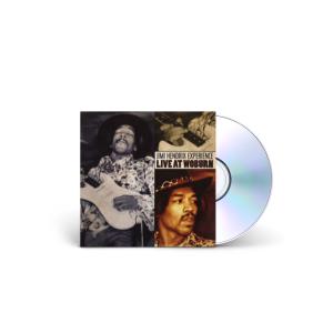 Jimi Hendrix Experience: Live At Woburn DAGGER RECORDS CD
