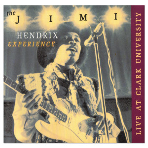 The Jimi Hendrix Experience: Live At Clark University CD
