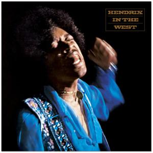 Jimi Hendrix: Hendrix in the West CD Digipak