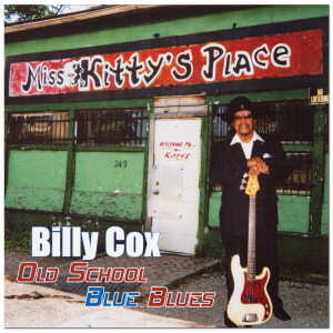 Billy Cox - Old School Blue Blues CD