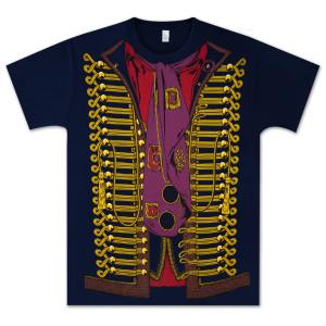 Hendrix Jimi Jacket T-Shirt