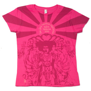 Axis Bold As Love Ladies Tee