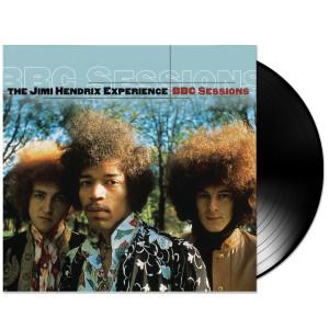 Jimi Hendrix: BBC Sessions Vinyl (2010)