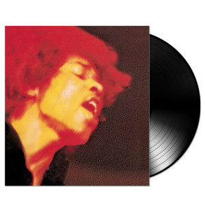 Jimi Hendrix: Electric Ladyland All Analog Vinyl (2 Disc) (2010)
