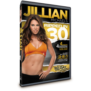 Jillian Michaels Ripped in 30 MP4 Download
