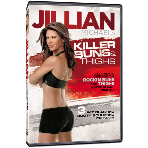 Jillian Michaels 'Killer Buns and Thighs' MP4 Download
