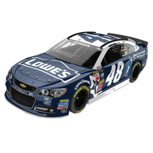 Jimmie Johnson - #48 Jimmie Johnson Foundation Nascar Sprint Cup Series Diecast 1:24 Scale