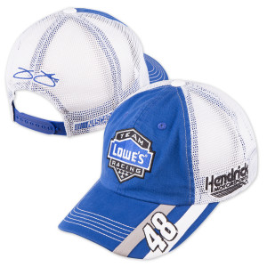 Jimmie Johnson Lowes Snap back