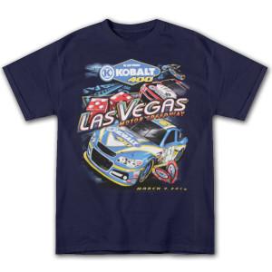 2014 Kobalt 400 Power to Win Event T-Shirt