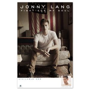 Jonny Lang Fight For My Soul Poster