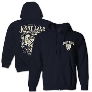 Jonny Lang Logo Hoodie