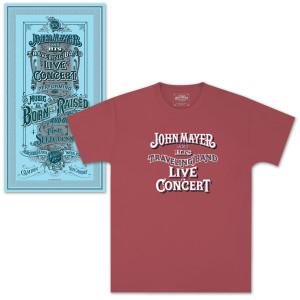 Philadelphia Event T-shirt + Poster Combo