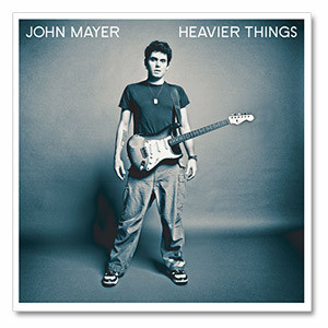 John Mayer Heavier Things - CD