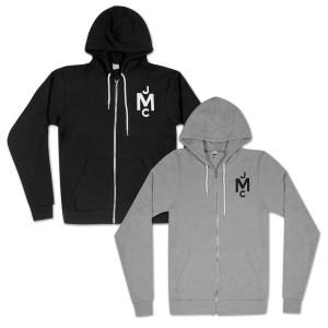 John Mayer JCM Monogram Zip Hoodie