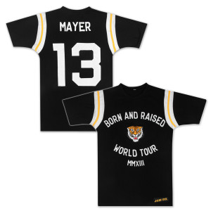 Tiger World Tour Football Jersey