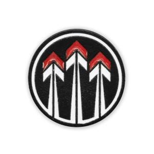 2019 Tour Original Metal Arrows Pin