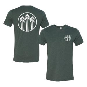 John Butler Trio Arrows Logo T-shirt