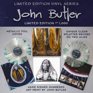 """John Butler"" Limited Edition Vinyl"