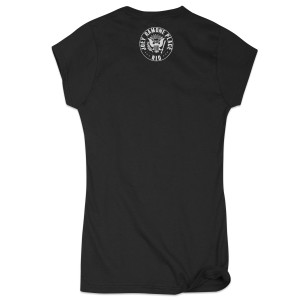 One, Two, Three, Four Seal Womens Tee