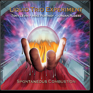 Liquid Trio Experiment - Spontaneous Combustion