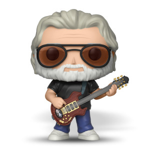 Jerry Garcia Funko Pop! Rocks Vinyl Figure