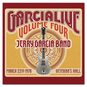 Jerry Garcia Band - GarciaLive Volume 4: 3/22/78 2-CD Set