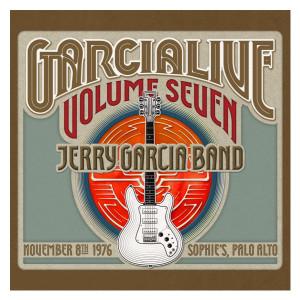 Jerry Garcia Band - GarciaLive Vol. 7: 11/8/76 2-CD Set