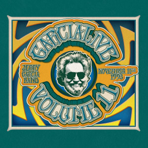 Jerry Garcia Band – GarciaLive Volume 11: 11/11/93 Digital Download