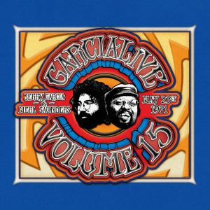 Jerry Garcia & Merl Saunders - GarciaLive Volume 15: 05/21/71 2-CD Set