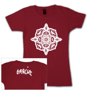 Jerry Garcia Mandala Women's T-Shirt