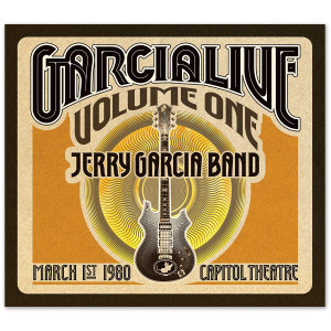 Jerry Garcia Band - GarciaLive Volume 1: Capitol Theatre, 3/1/80 Digital Download