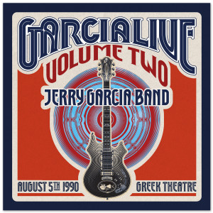 Jerry Garcia Band - GarciaLive Volume 2: 8/5/90 Digital Download