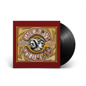 Jerry Garcia & John Kahn – GarciaLive Volume 14: 01/27/86 2-LP Set
