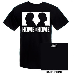 Jay-Z Home And Home Silhouette T-Shirt