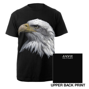 Jay-Z American Bald Eagle Shirt