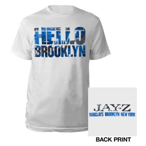Jay Z Hello Brooklyn Tee