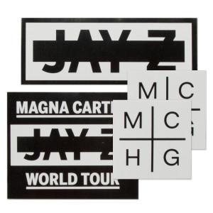 Jay Z Stickers