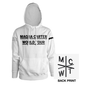 Jay Z Magna Carter World Tour Hoody