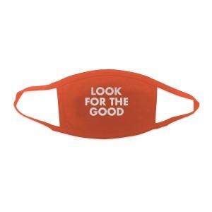 Jason Mraz Look For the Good Face Mask - Orange