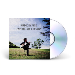 Gregory Page - One Hell Of A Memory CD