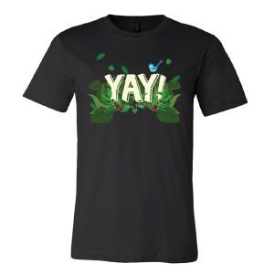 Jason Mraz YAY! T-shirt