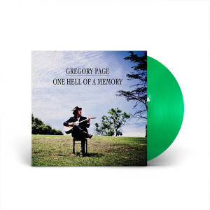 Gregory Page - One Hell of a Memory LP