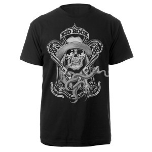 Kid Rock Rebel Snake Tee